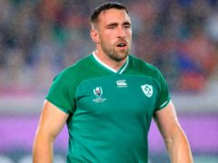 Back-row forward Jack Conan has not played for Ireland since victory over Scotland at the 2019 World Cup (Adam Davy/PA)