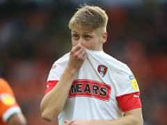 Jamie Lindsay could miss out for Rotherham (Nigel French/PA)
