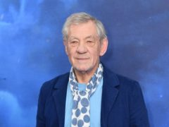 Sir Ian McKellen joined some of the biggest names in British theatre to demand Boris Johnson secure visa-free travel to the EU for artists (Matt Crossick/PA)