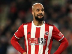 David McGoldrick is not ready to give up on Sheffield United's fight to stay in the Premier League (Mike Egerton/PA)