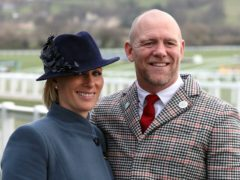 Zara and Mike Tindall already have two daughters (Andrew Matthews/PA)