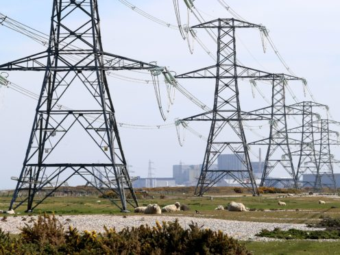 Ofgem argued that it would be better to raise prices now than to wait until next winter, when usage will be higher (Gareth Fuller/PA)