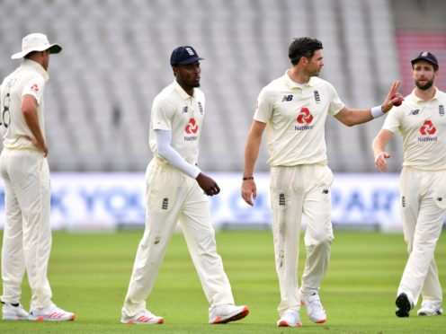 Could England's seamers come to the fore this week? (Dan Mullan/PA)