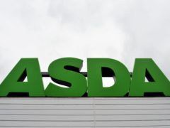 File photo dated 21/03/13 of an Asda sign (Nick Ansell/PA)
