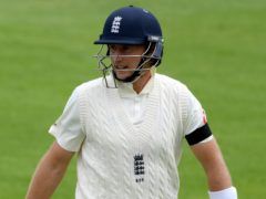 Joe Root produced the goods on day one of the series (Mike Hewitt/PA)