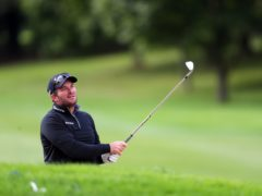 New Zealand's Ryan Fox holds the clubhouse lead after day two of the Saudi International (David Davies/PA)