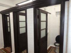 Toilets on Seaburn seafront in Sunderland (Historic England/PA)