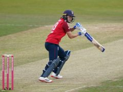 Natalie Sciver starred with bat and ball (Tim Goode/PA)