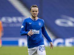 Rangers' Brandon Barker has joined Oxford on loan (Jeff Holmes/PA)