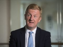 Culture Secretary Oliver Dowden has said the EU must budge to end the 'absurd and self-defeating' obstacles facing UK-based musicians wishing to tour Europe post-Brexit (Kirsty O'Connor/PA)