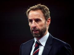 England manager Gareth Southgate is participating in the HEADING study (Nick Potts/PA)