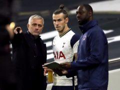 Jose Mourinho has appeared to question Gareth Bale's attitude (Matt Dunham/PA)