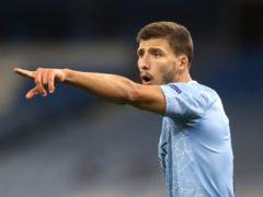 Ruben Dias should be fit to face Tottenham this weekend (Martin Rickett/PA)