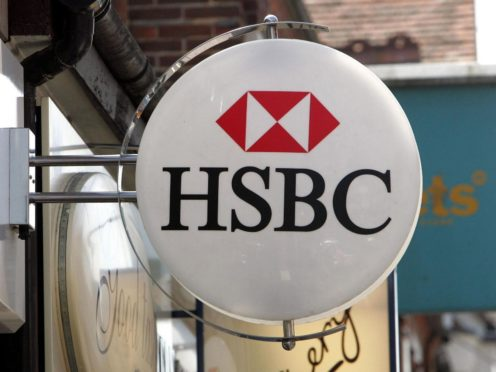 HSBC suffered a 34% drop in pre-tax profit to 8.8 billion US dollars (£6.2 billion) for the year ending December 31 though Europe's largest bank still managed to beat estimates (Tim Ockenden/PA)