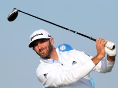 Dustin Johnson has a two-shot lead after 54 holes of the Saudi International (Niall Carson/PA)