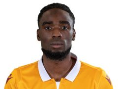 Devante Cole scored Motherwell's second (PA).
