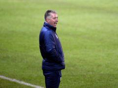 Darren Ferguson's Peterborough eased past Plymouth (Joe Giddens/PA)