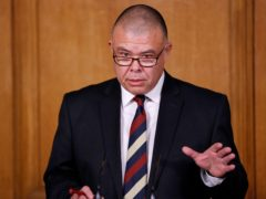 England's deputy chief medical officer Professor Jonathan Van-Tam has rejected calls for the Government to speed up the easing of lockdown (John Sibley/PA)