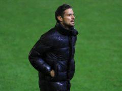Jason Tindall saw his Bournemouth side beaten again (Mike Egerton/PA)