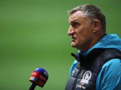 Tony Mowbray defended his tactics after the loss at QPR (Nick Potts/PA)