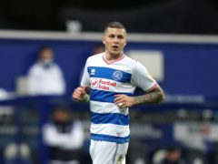 Lyndon Dykes moved to QPR from Livingston in the summer (Tess Derry/PA)