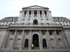 The Bank of England will decide whether to take further economy-boosting action on Thursday (Jonathan Brady/PA)