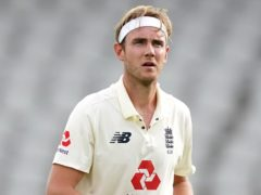 Stuart Broad has historically struggled in India (Jon Super/NMC Pool/PA)