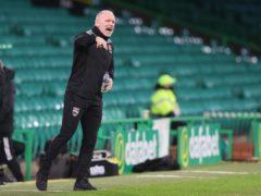 Ross County manager John Hughes expects as tough a challenge as ever against Celtic (Jeff Holmes/PA)