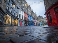 Lockdown has left private businesses struggling (Jane Barlow/PA)