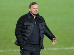 Richie Wellens has bemoaned a 'brutal' fixture list (Richard Sellers/PA)