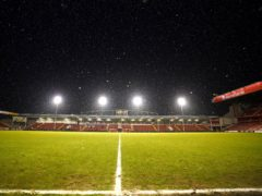 Walsall v Cheltenham has been postponed due to a frozen pitch at Banks's Stadium (PA).