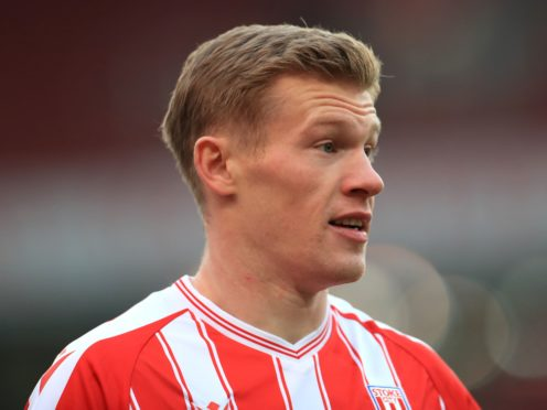 Stoke winger James McClean has been subjected to online abuse (Mike Egerton/PA)
