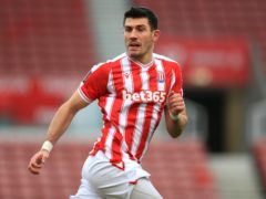 Stoke's Danny Batth is helping to mentor a new generation of footballers from Asian backgrounds (Mike Egerton/PA)