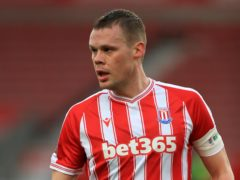 Ryan Shawcross is leaving Stoke after 14 years at the club (Mike Egerton/PA)