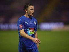 John Rooney could not break the deadlock (Clive Brunskill/PA)