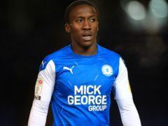 Peterborough forward Siriki Dembele is pushing for a start (Mike Egerton/PA)