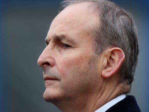 Taoiseach Micheal Martin insisted the Northern Ireland Protocol offers many benefits and opportunities for the region (Brian Lawless/PA)