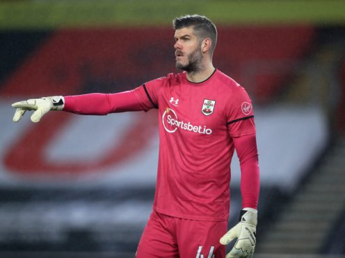 Fraser Forster, pictured, is heaping the pressure on Southampton's regular first-choice goalkeeper Alex McCarthy (Adam Davy/PA)