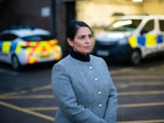 The Prime Minister opted to stand by the Home Secretary Priti Patel following a report into her behaviour last year (Aaron Chown/PA)