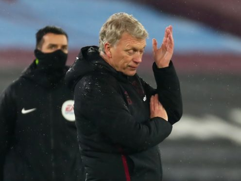 West Ham manager David Moyes has warned his players to beware resurgent Sheffield United (Clive Rose/PA)
