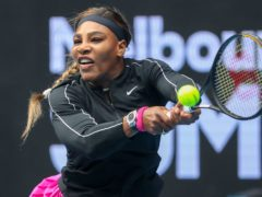The spotlight will once again be on Serena Williams in Melbourne (Hamish Blair/AP)
