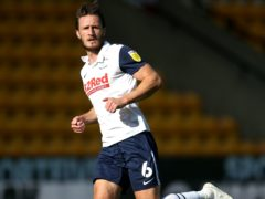 Preston defender Ben Davies is set for a move to Liverpool (Nigel French/PA)