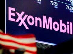 ExxonMobil has posted hue losses for pandemic-hit 2020 (Richard Drew/AP)