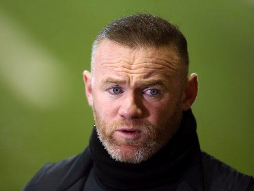 Wayne Rooney has enjoyed February 12 (PA)