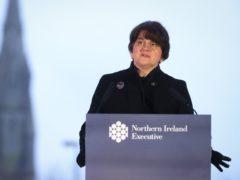 First Minister Arlene Foster (Kelvin Boyes/Press Eye)