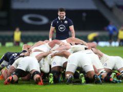 Ali Price helped Scotland to a famous win (David Davies/PA)