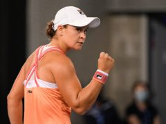 Ashleigh Barty is ready for her home grand slam (Andy Brownbill/AP)