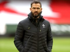 Ireland head coach Andy Farrell has endured a challenging week (David Davies/PA)