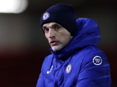 Thomas Tuchel was relieved to see Chelsea advance (Lee Smith/PA)