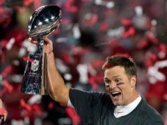 Tampa Bay Buccaneers quarterback Tom Brady (Gregory Bull/AP)